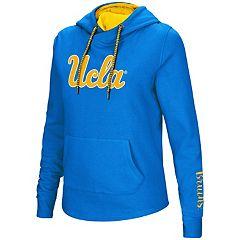 Women's UCLA Bruins Crossover Hoodie