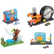 Hot Wheels City Mega Bundle