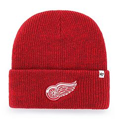 Adult '47 Brand Detroit Red Wings Knit Beanie
