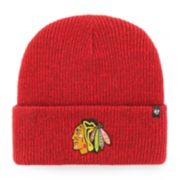 Adult '47 Brand Chicago Blackhawks Knit Beanie