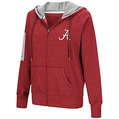 Women's Alabama Crimson Tide Platform Fleece Hoodie