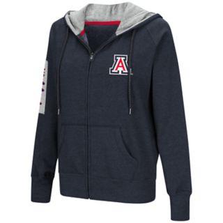 Women's Arizona Wildcats Platform Fleece Hoodie