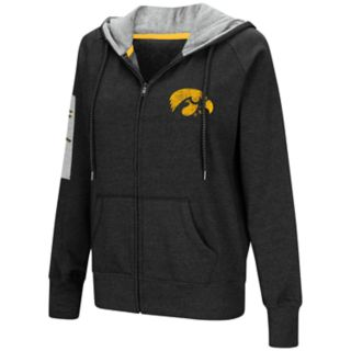 Women's Iowa Hawkeyes Platform Fleece Hoodie