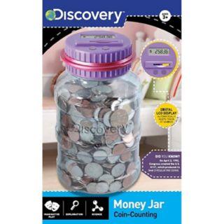 Discovery Money Jar