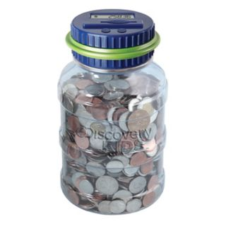 Discovery Money Jar
