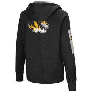 Women's Missouri Tigers Platform Fleece Hoodie