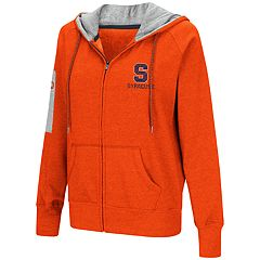 Women's Syracuse Orange Platform Fleece Hoodie