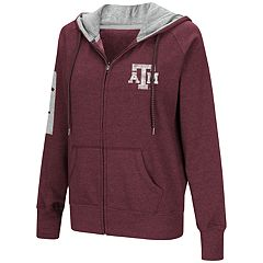 Women's Texas A&M Aggies Platform Fleece Hoodie