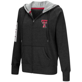 Women's Texas Tech Red Raiders Platform Fleece Hoodie