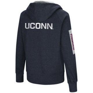 Women's UConn Huskies Platform Fleece Hoodie