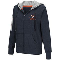 Women's Virginia Cavaliers Platform Fleece Hoodie