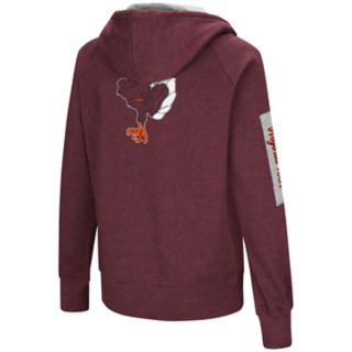 Women's Virginia Tech Hokies Platform Fleece Hoodie