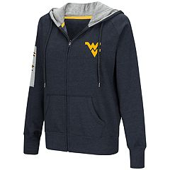Women's West Virginia Mountaineers Platform Fleece Hoodie
