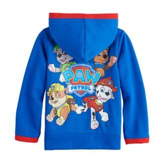 Toddler Boy Paw Patrol Zip Hoodie