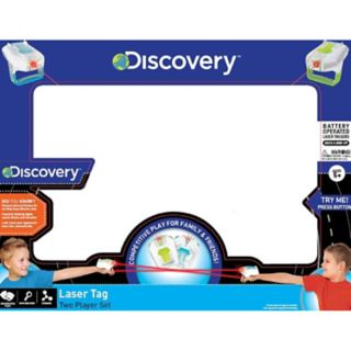 Discovery Laser Tag
