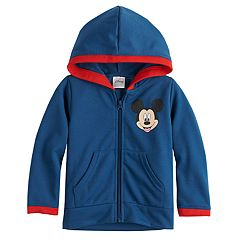 Disney's Mickey Mouse & Friends Toddler Boy Zip Hoodie