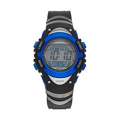 Sharp Kids' Digital Chronograph Watch - SHR3001KL