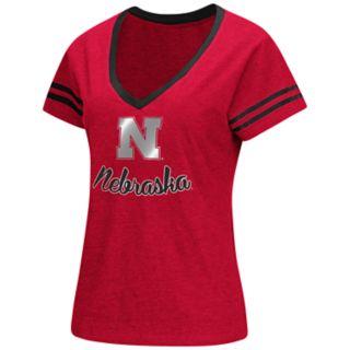 Women's Nebraska Cornhuskers Varsity Tee