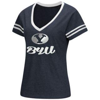 Women's BYU Cougars Varsity Tee