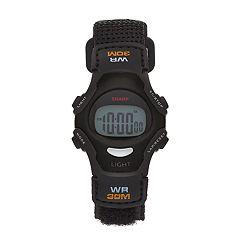 Sharp Kids' Digital Chronograph Watch