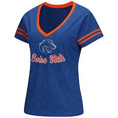 Women's Boise State Broncos Varsity Tee