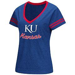 Women's Kansas Jayhawks Varsity Tee