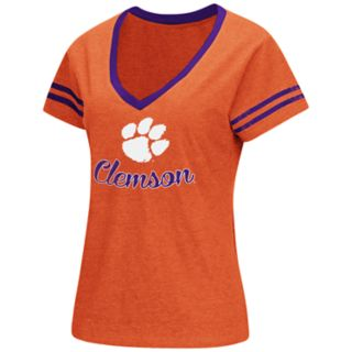 Women's Clemson Tigers Varsity Tee
