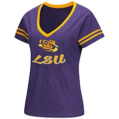 Women's LSU Tigers Varsity Tee