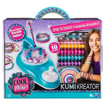 Cool Maker KumiKreator Friendship Bracelet Maker