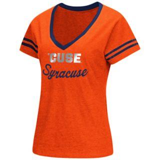 Women's Syracuse Orange Varsity Tee