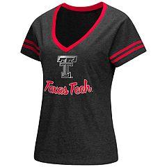 Women's Texas Tech Red Raiders Varsity Tee