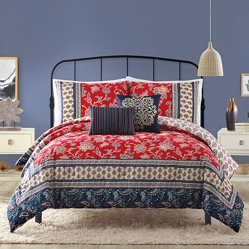 Indigo Bazaar Marbella 5-piece Comforter Set