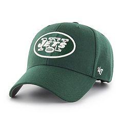 Adult '47 Brand New York Jets MVP Adjustable Cap