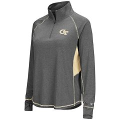 Women's Georgia Tech Yellow Jackets Sabre Pullover