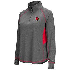 Women's Louisville Cardinals Sabre Pullover