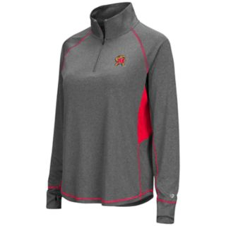 Women's Maryland Terrapins Sabre Pullover