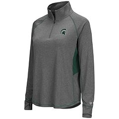 Women's Michigan State Spartans Sabre Pullover