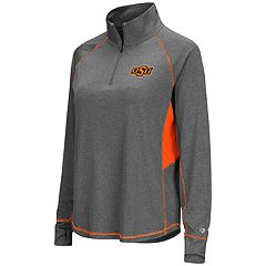 Women's Oklahoma State Cowboys Sabre Pullover
