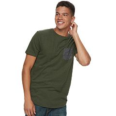 Men's Urban Pipeline™ Scoop-Hem Tee