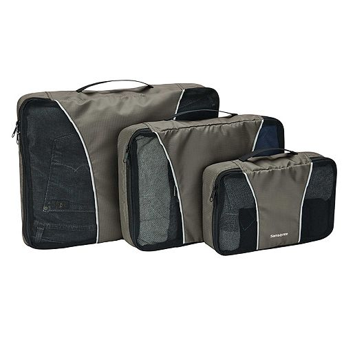 Small 3pc Packing Cube Set