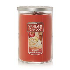 Yankee Candle Sugared Cinnamon Apple 22-oz. Large Candle Jar