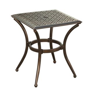 Bali Indoor / Outdoor Square End Table