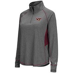 Women's Virginia Tech Hokies Sabre Pullover
