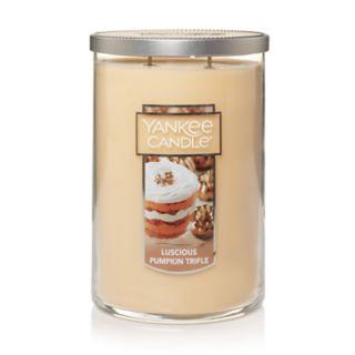 Yankee Candle Luscious Pumpkin Trifle 22-oz. Large Candle Jar