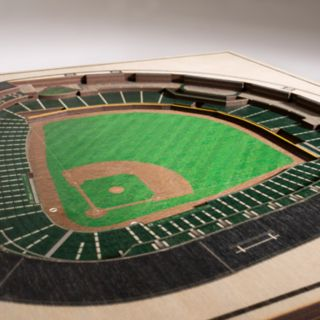 Chicago White Sox 3D Stadium Wall Art