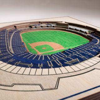 Kansas City Royals 3D Stadium Wall Art