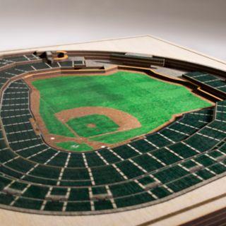 Milwaukee Brewers 3D Stadium Wall Art