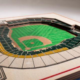 Minnesota Twins 3D Stadium Wall Art