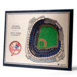 New York Yankees 3D Stadium Wall Art