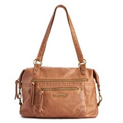 Stone & Co. Smokey Mountain Satchel